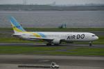 turenoアカクロさんが、羽田空港で撮影したAIR DO 767-381/ERの航空フォト(写真)
