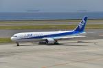 EC5Wさんが、中部国際空港で撮影した全日空 767-381/ERの航空フォト(写真)