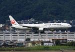 LOTUSさんが、伊丹空港で撮影した日本航空 777-346の航空フォト(写真)