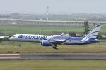 ワイエスさんが、仙台空港で撮影したナショナル・エアラインズ 757-223の航空フォト(写真)