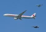 じーく。さんが、千歳基地で撮影した航空自衛隊 777-3SB/ERの航空フォト(写真)
