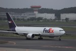 KAZFLYERさんが、成田国際空港で撮影したフェデックス・エクスプレス 767-3S2F/ERの航空フォト(飛行機 写真・画像)