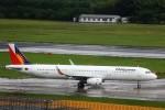 T.Sazenさんが、成田国際空港で撮影したフィリピン航空 A321-231の航空フォト(写真)
