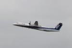 KAZFLYERさんが、成田国際空港で撮影したANAウイングス DHC-8-402Q Dash 8の航空フォト(飛行機 写真・画像)