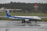 KAZFLYERさんが、成田国際空港で撮影した全日空 A320-271Nの航空フォト(写真)