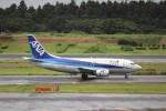 KAZFLYERさんが、成田国際空港で撮影したANAウイングス 737-5L9の航空フォト(飛行機 写真・画像)