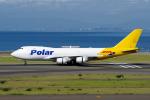 yabyanさんが、中部国際空港で撮影したポーラーエアカーゴ 747-46NF/SCDの航空フォト(写真)