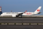 つみネコ♯2さんが、関西国際空港で撮影した日本航空 A350-941XWBの航空フォト(写真)