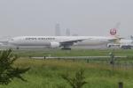 Timothyさんが、成田国際空港で撮影した日本航空 777-346/ERの航空フォト(写真)