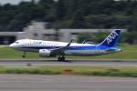 ★azusa★さんが、成田国際空港で撮影した全日空 A320-271Nの航空フォト(写真)