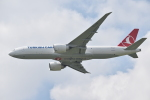 Dreamliner_NRT51さんが、成田国際空港で撮影したターキッシュ・エアラインズ 777-FF2の航空フォト(写真)