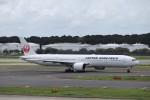 KAZFLYERさんが、成田国際空港で撮影した日本航空 777-346/ERの航空フォト(写真)
