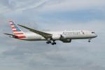 HEATHROWさんが、成田国際空港で撮影したアメリカン航空 787-9の航空フォト(写真)