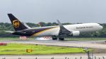 Cozy Gotoさんが、成田国際空港で撮影したUPS航空 767-34AF/ERの航空フォト(写真)
