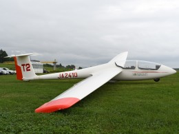 とびたさんが、たきかわスカイパークで撮影した滝川スカイスポーツ振興協会 ASK 21の航空フォト(飛行機 写真・画像)