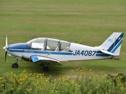 とびたさんが、たきかわスカイパークで撮影した滝川スカイスポーツ振興協会 DR-400-180R Remo 180の航空フォト(飛行機 写真・画像)