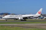 NH642さんが、福岡空港で撮影した日本航空 777-289の航空フォト(写真)