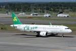 もぐ3さんが、新千歳空港で撮影した春秋航空 A320-214の航空フォト(飛行機 写真・画像)