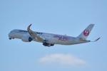 東空さんが、成田国際空港で撮影した日本航空 A350-941XWBの航空フォト(写真)