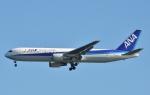 鉄バスさんが、羽田空港で撮影した全日空 767-381の航空フォト(写真)