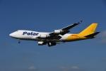 tassさんが、成田国際空港で撮影したポーラーエアカーゴ 747-46NF/SCDの航空フォト(飛行機 写真・画像)