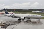 KAZFLYERさんが、成田国際空港で撮影したアエロフロート・ロシア航空 777-3M0/ERの航空フォト(写真)