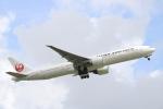 さおまるさんが、成田国際空港で撮影した日本航空 777-346/ERの航空フォト(写真)