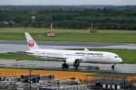T.Sazenさんが、成田国際空港で撮影した日本航空 787-9の航空フォト(写真)