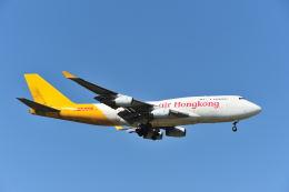 ポン太さんが、成田国際空港で撮影したエアー・ホンコン 747-467(BCF)の航空フォト(飛行機 写真・画像)