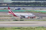 kuraykiさんが、羽田空港で撮影したユニバーサルエンターテインメント A318-112 CJ Eliteの航空フォト(写真)