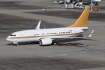 kuraykiさんが、羽田空港で撮影した南山公務 737-7ZH BBJの航空フォト(写真)