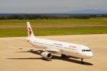 BELL602さんが、新潟空港で撮影した中国東方航空 A321-231の航空フォト(写真)