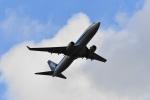 beimax55さんが、成田国際空港で撮影した全日空 737-881の航空フォト(写真)
