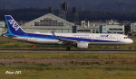 RINA-281さんが、小松空港で撮影した全日空 A321-272Nの航空フォト(写真)