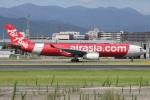 MOR1(新アカウント)さんが、福岡空港で撮影したタイ・エアアジア・エックス A330-343Xの航空フォト(写真)