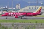 MOR1(新アカウント)さんが、福岡空港で撮影したフジドリームエアラインズ ERJ-170-200 (ERJ-175STD)の航空フォト(写真)