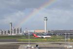 kuraykiさんが、羽田空港で撮影した上海航空 787-9の航空フォト(写真)