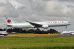 Cozy Gotoさんが、成田国際空港で撮影したエア・カナダ 777-333/ERの航空フォト(写真)