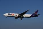 tassさんが、成田国際空港で撮影したフェデックス・エクスプレス 777-FS2の航空フォト(写真)
