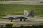 Mr.boneさんが、嘉手納飛行場で撮影したアメリカ空軍 F-22A-30-LM Raptorの航空フォト(写真)