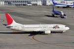 Gambardierさんが、中部国際空港で撮影したJALエクスプレス 737-446の航空フォト(写真)