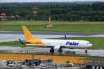 T.Sazenさんが、成田国際空港で撮影したポーラーエアカーゴ 767-3JHF(ER)の航空フォト(飛行機 写真・画像)