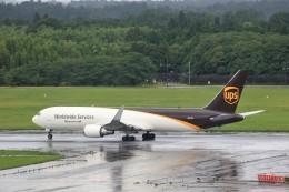 T.Sazenさんが、成田国際空港で撮影したUPS航空 767-34AF/ERの航空フォト(飛行機 写真・画像)
