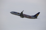 kwnbさんが、中部国際空港で撮影したスカイマーク 737-86Nの航空フォト(写真)
