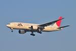 ポン太さんが、羽田空港で撮影した日本航空 777-289の航空フォト(写真)