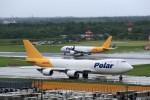 T.Sazenさんが、成田国際空港で撮影したポーラーエアカーゴ 747-87UF/SCDの航空フォト(飛行機 写真・画像)