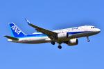 フリューゲルさんが、成田国際空港で撮影した全日空 A320-271Nの航空フォト(写真)