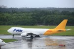 T.Sazenさんが、成田国際空港で撮影したポーラーエアカーゴ 747-87UF/SCDの航空フォト(写真)
