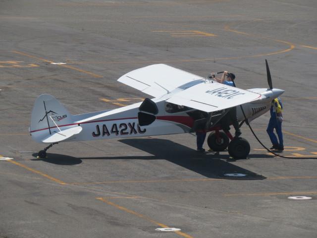岡南飛行場 - Kounan Airport [OKS/RJBK]で撮影された岡南飛行場 - Kounan Airport [OKS/RJBK]の航空機写真