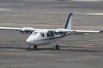 Koenig117さんが、名古屋飛行場で撮影した学校法人ヒラタ学園 航空事業本部 P.68C-TC の航空フォト(写真)